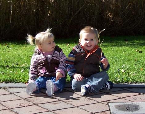Ben and Abi Fall 2009